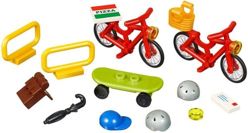 Lego Bicycles and Bikes