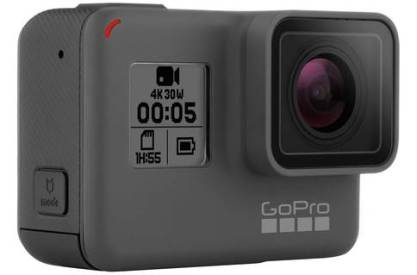 gift ideas for dads that cycle - GoPro Hero 5 black