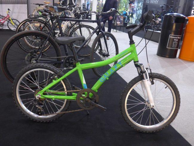 Orbita Galaxy kids bike