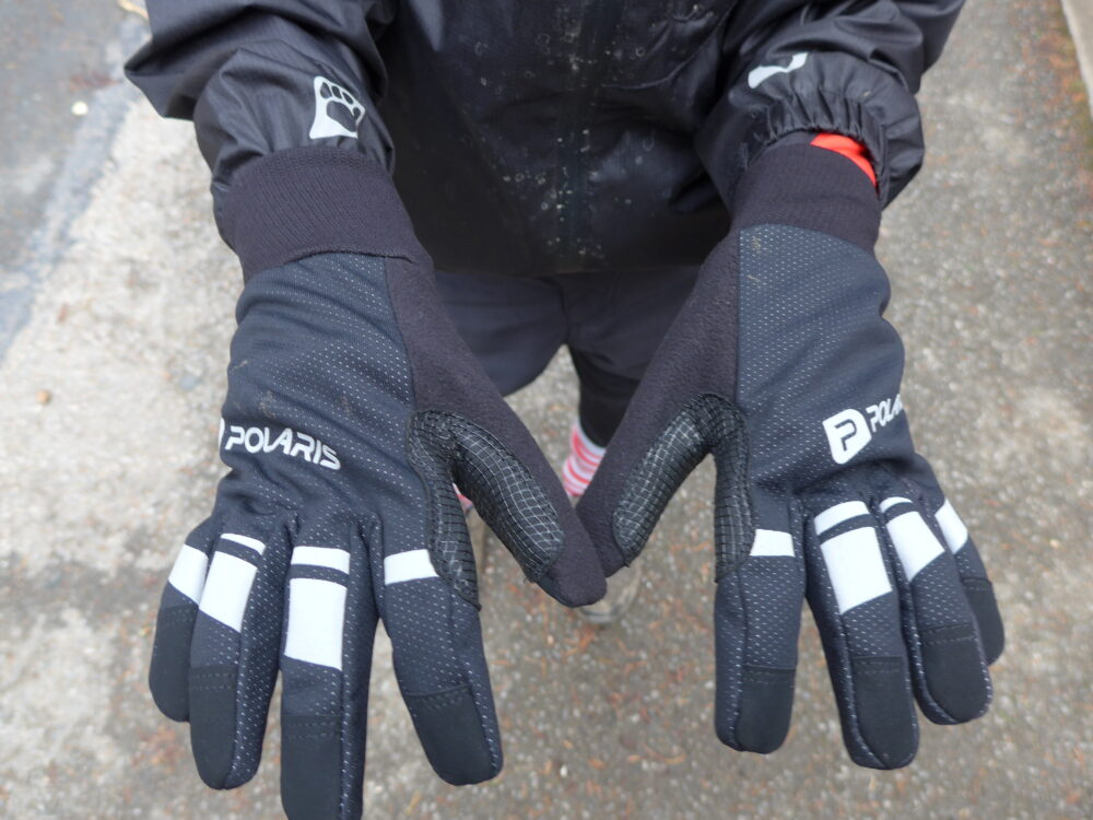 Review of the Polaris Mini Attack Kids Cycling Gloves