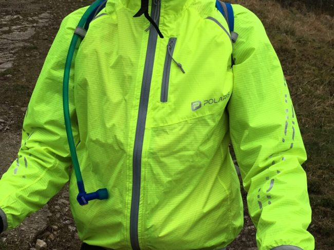 Polaris Strata Kids Waterproof Cycling Jacket