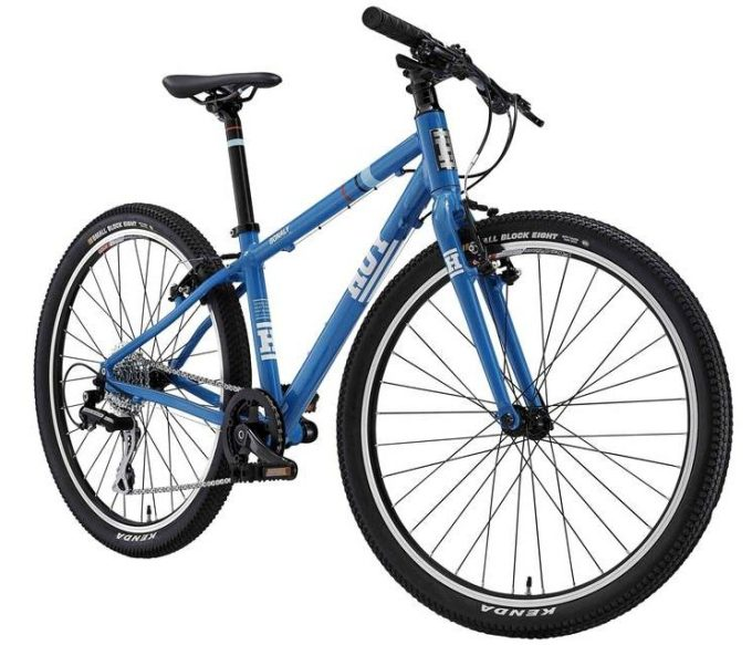 Guide to buying a kids mtb - Hoy Bonaly 24 in blue