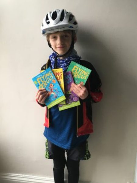 The easiest world book day costume ever