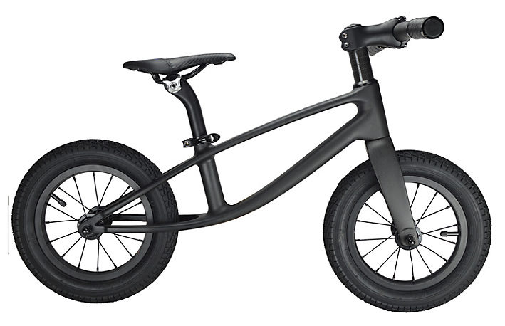 Kiddimoto Karbon carbon fibre balance bike