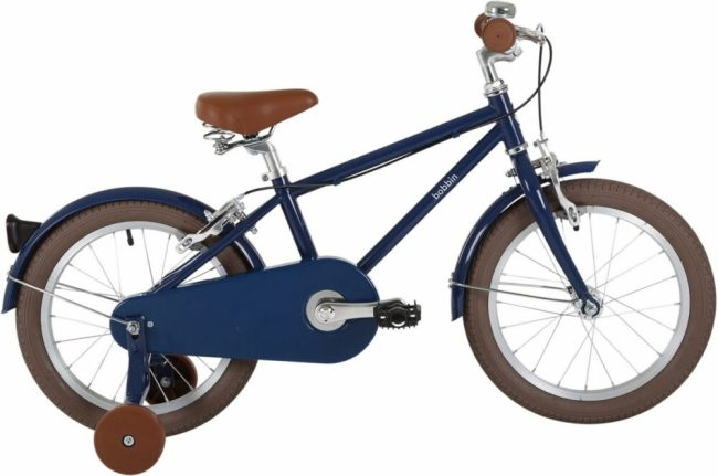 Bobbin Bikes Moonbug 16 inch wheel kids bike