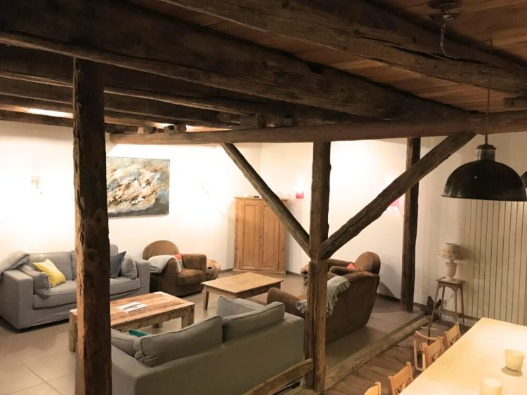Family friendly accommodation in the French Alps - Maison Amalka near Briancon and Montgenèvre
