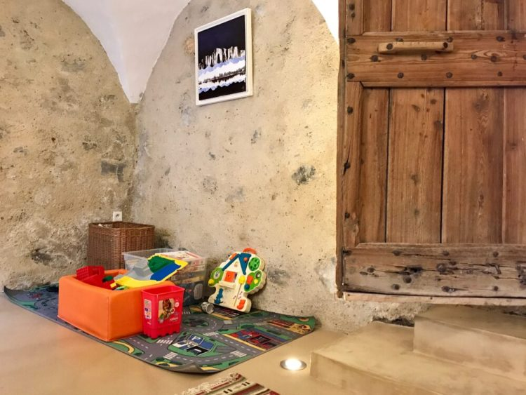 Our family friendly accommodation in the French Alps