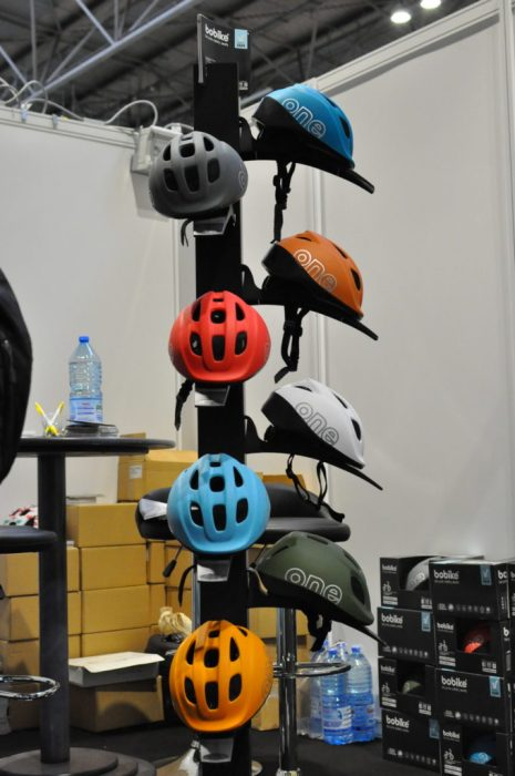 Cycle Show 2017 - Bobike kids helmets