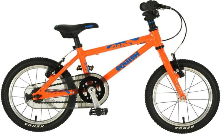 "Squish 14"" wheel kids bike"