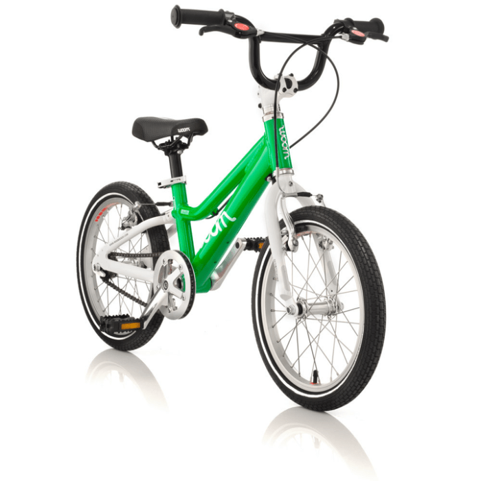 """Woom 3 - 16"""" single speed kids bike from Austria is now available in the UK"""