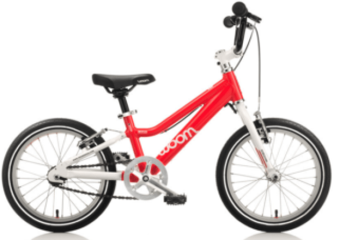 "WOOM 3 16"" kids bike from Austria is now available in the UK"