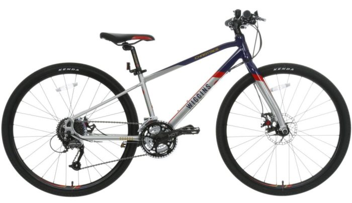 "best kids 26"" wheel hybrid bikes - Wiggins Chartres Junior 26"