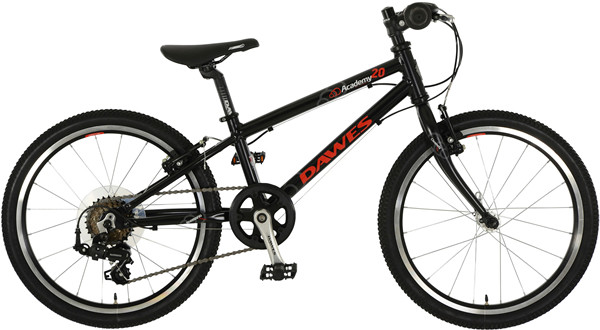 "Dawes Academy 20 is a quality lightweight 20"" wheel kids bike for kids aged 6 years or 7 years of age - both boys and girls will ride fast on this bike"