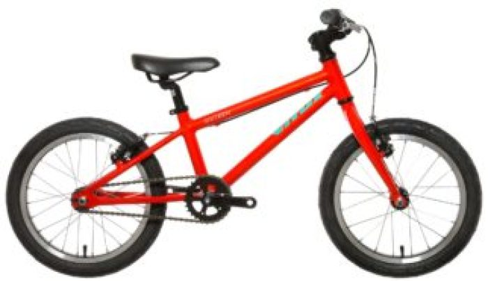 Vitus Sixteen kids bike - Christmas delivery dates