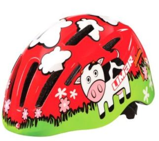 Toddler bike helmet with cow design reduced cheap in the Black Friday sale