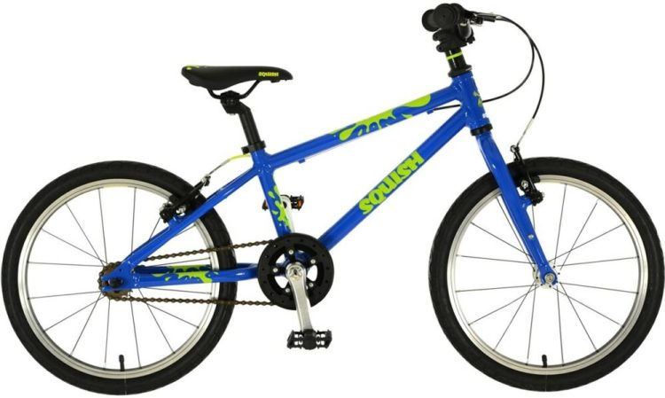 "The best 18"" wheel kids bike - the Squish 18 - is a great inbetween bike for those kids too big for a 16"" wheel bike, but too small for a 20"" wheel bike"