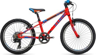 Cube Kid 200 in red