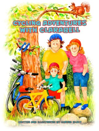 Cycling Adventures with Clarabell by Corina Blake