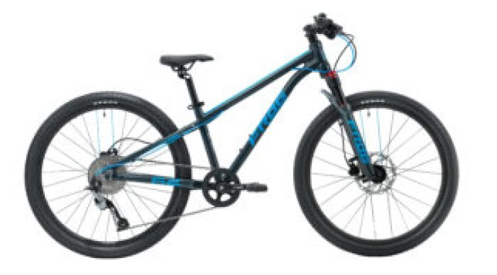 "Frog MTB 62 - a 24"" wheel mountain bike for kids"