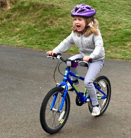 Squish 18 kids bike