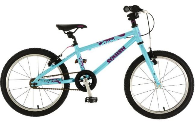 The Squish 18 is a great bike for a 6 year old girl