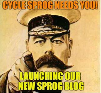 Cycle Sprog Blog