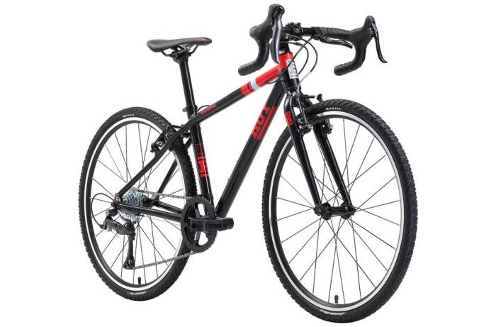 Hoy Meadowmill 24 kids cyclocross bike