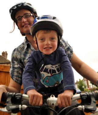 Oxford Front Bike Seat