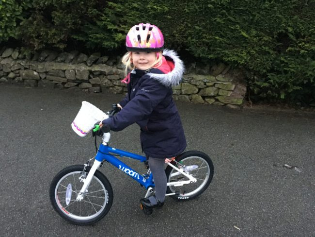 "Woom 3 review - putting this quality kids 16"" wheel bike to the test"