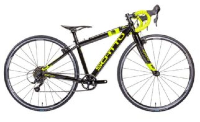 Scatto JC28 700c kids cyclo-cross bike