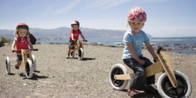 Wishbone 3 in 1 is one of the best bikes for a 1 year old, as it is a three wheeled bike for a 1 year old and can convert to a balance bike when they reach 2 years old