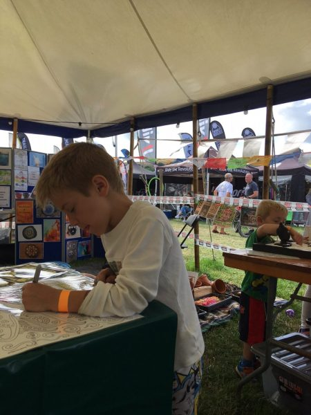 Quite family friendly activities at Ard Rock 2018
