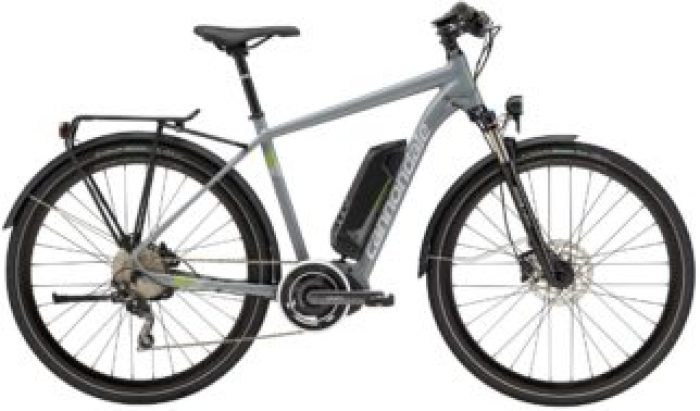 Cannondale Quick Neo Tourer Ebike