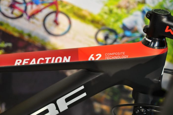 Cube Reaction Youth mountain bike