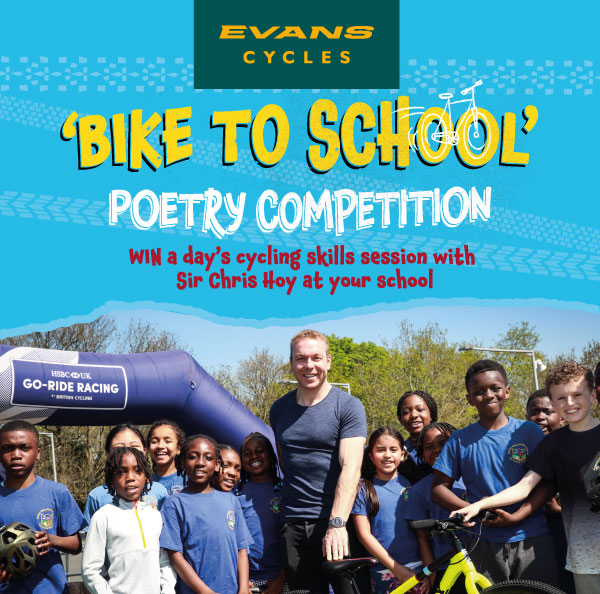 Evans Cycles_'Bike to school' Poetry Competition (3)