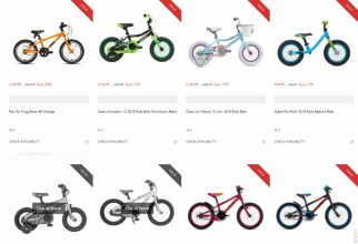 Rutland Cycles Kids Bikes Sale - lots of discounts on childrens bikes