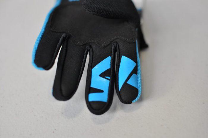 ShredXS mountain biking gloves for a 3 year old