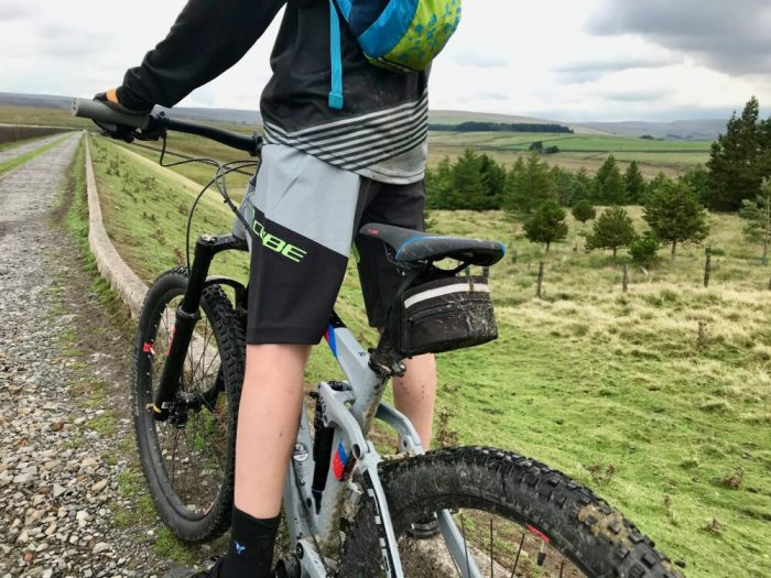 Cube Action Essentials youth MTB shorts