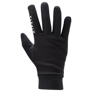 Kipsta keepwarm kids cycling gloves for a 4 year old