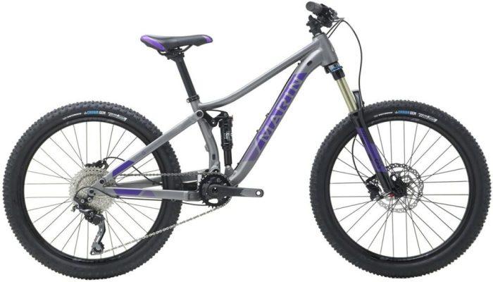 """Marin Hawk Hill Junior 24"""" wheel mountain bike that also takes 26"""" wheels"""