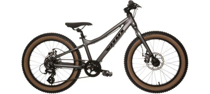 Vitus 20 + kids 20 inch wheel fat bike mountain bike