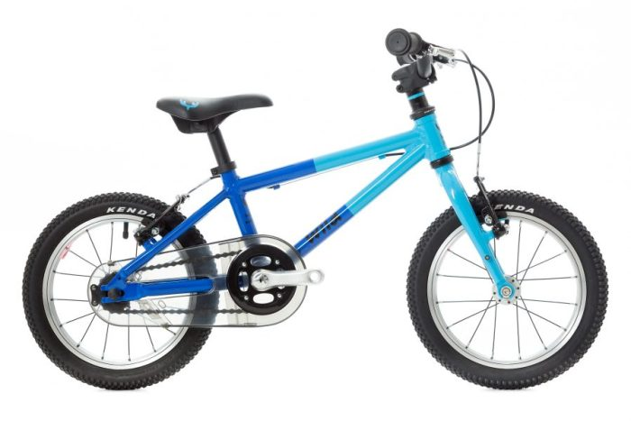 14 inch wheel kids bike from Go Outdoors Wild Bikes