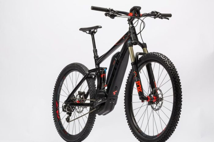 Cube Stereo Hybrid 120 HPA SL 500 - a great Black Friday EMTB deal