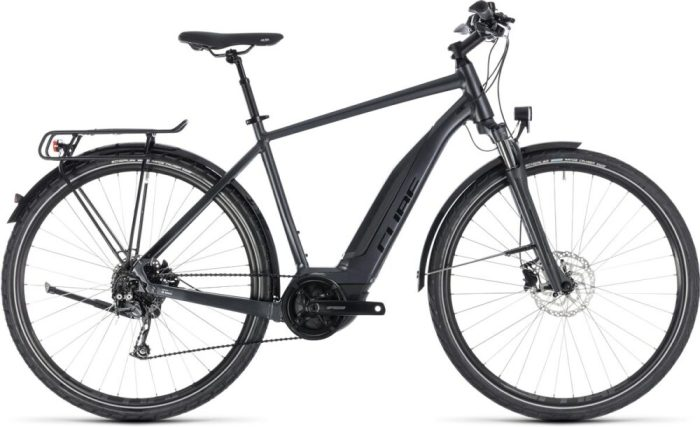 Cube cheap electric bike Black Friday discount