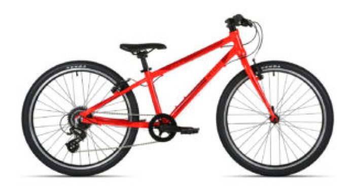 """Cuda CP24 - one of the best 24"""" wheel children's bikes for kids aged 7 to 9 years"""