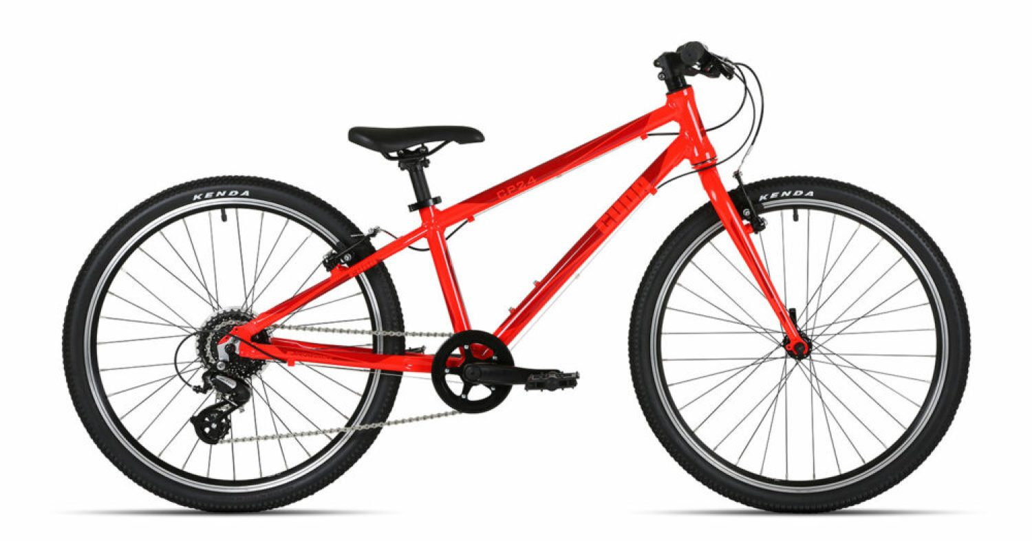 "Cuda CP24 - one of the best 24"" wheel children's bikes for kids aged 7 to 9 years"