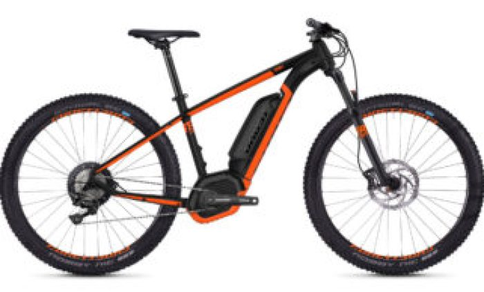 Ghost Teru 5.7+ electric mountain bike in the Boxing Day Sales