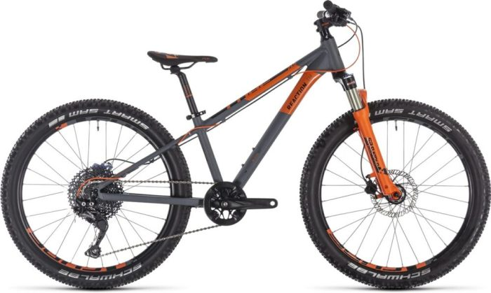 Cube Reaction 240 TM - one of the best kids mountain bikes for 2019