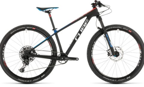 Cube Reaction C:62 Youth xc race bike