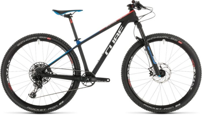 "Cube Reaction C:62 Youth xc race bike - a 27.5"" wheel kids MTB - ideal for ages 10 and over"